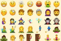 Emoji usage reveals your age group