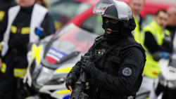 Car attack on French soldiers 'premeditated terrorism'