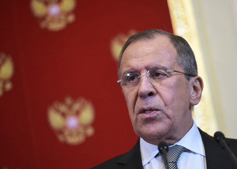 Lavrov: New contacts prepared on Nagorno-Karabakh settlement