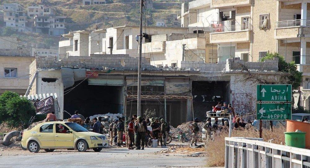 اوچ دولت سورییادا بؤیوک عملیاتا حاضیرلاشیر