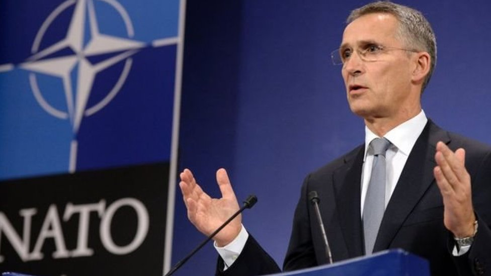 Stoltenberg`s Turkey post: I'm proud -