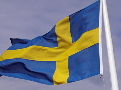 Swedish authorities arrest man