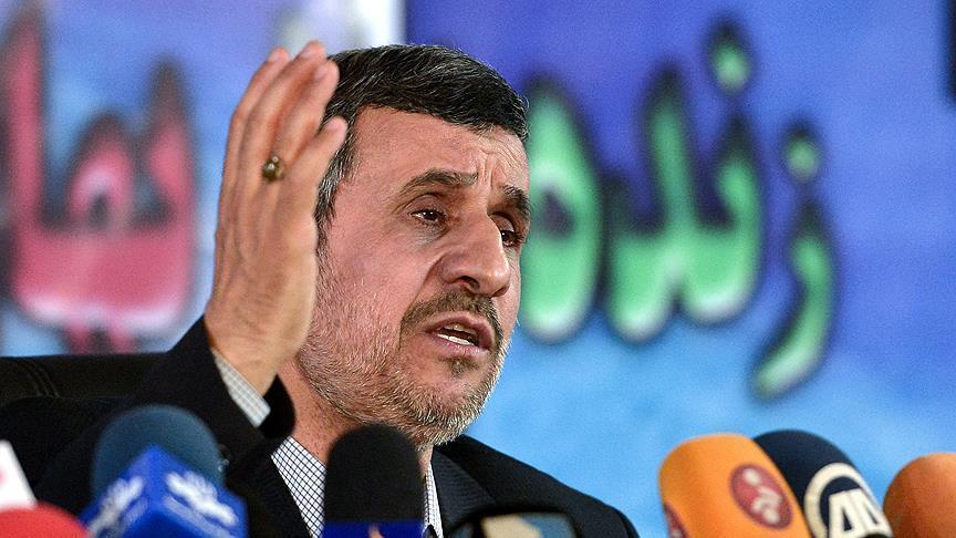 ایران-آبش گرگینلیینی کیم بیتیرهجک؟ – احمدینژاد