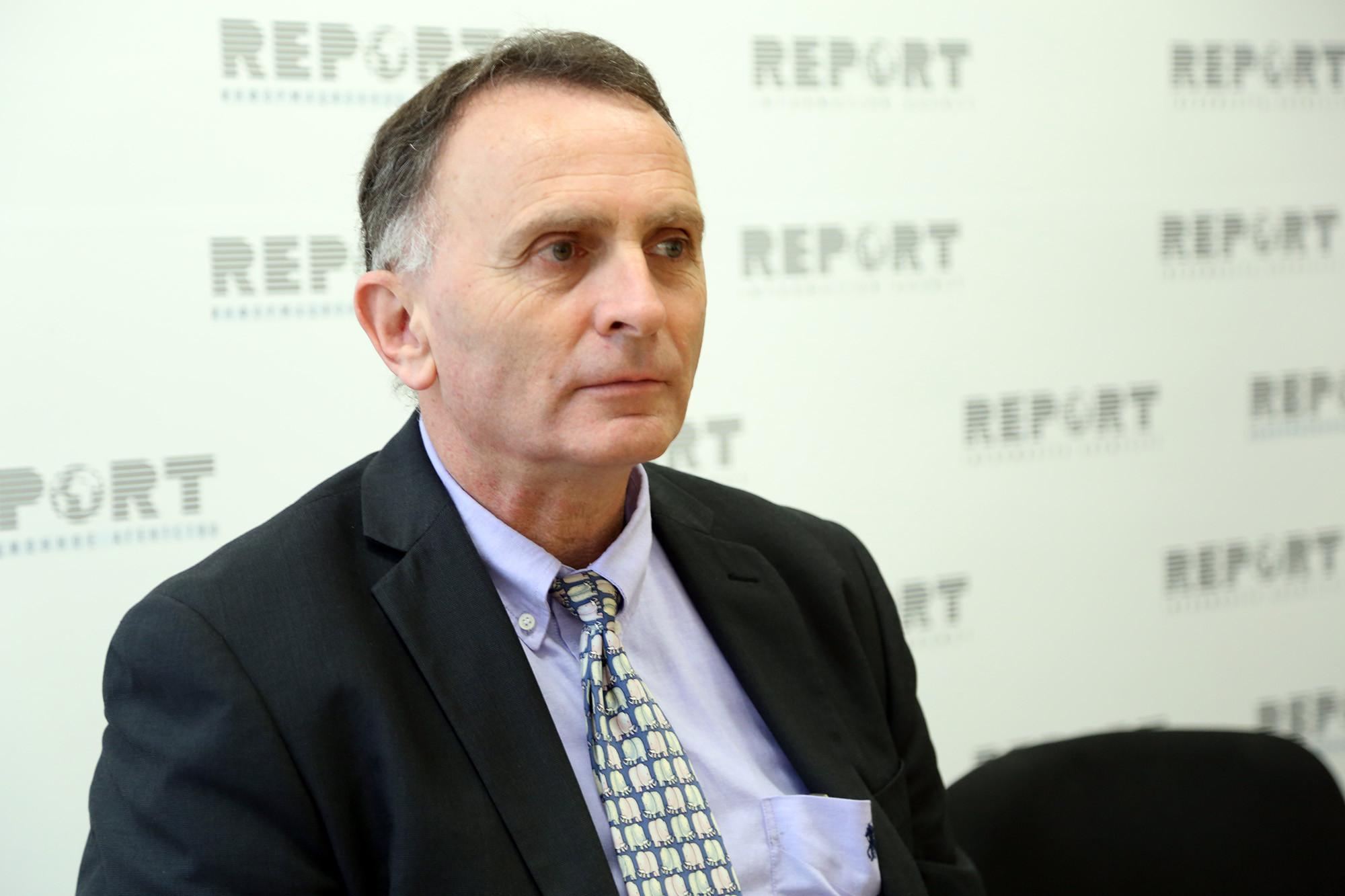 Israelian Ambassador Dan Stav talked about Lapshin