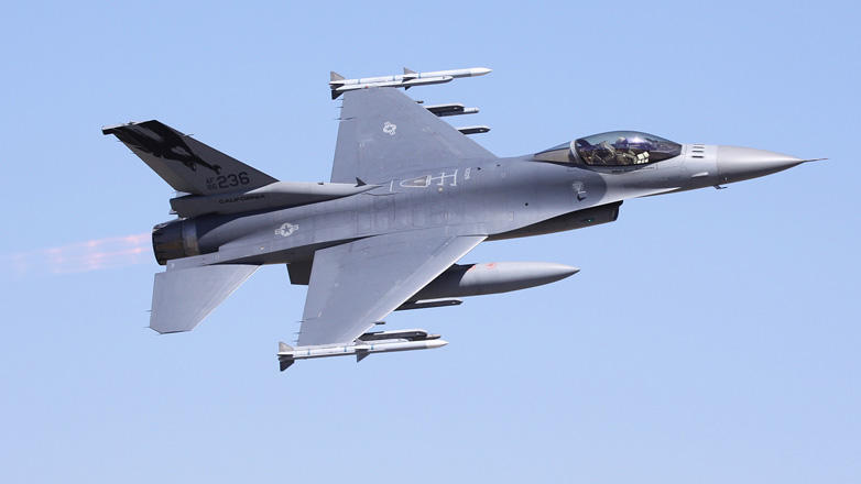This country received 8 F-16s from the US