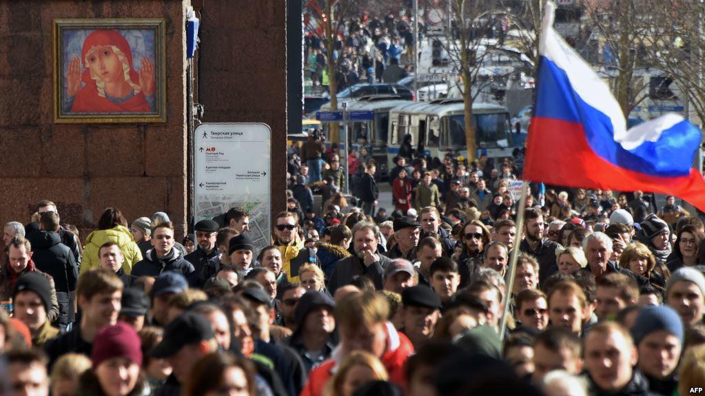 Rusiyada böyük mitinqlər başlayır: 200 şəhər