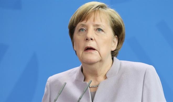Germany backs resolution of Macedonia name row: Merkel