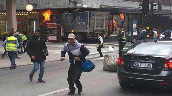 İsveçdə atışma: yaralılar var