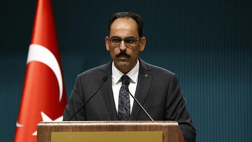 Reaction to the Tovuz wars from Erdogan's spokesman