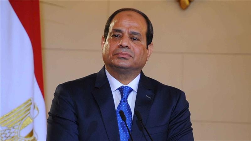 Egypt's Sissi announces candidacy for election