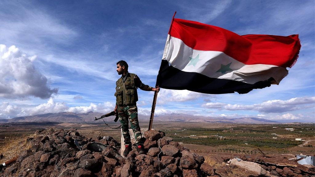 Сирия призвала ООН распустить коалицию во главе с США