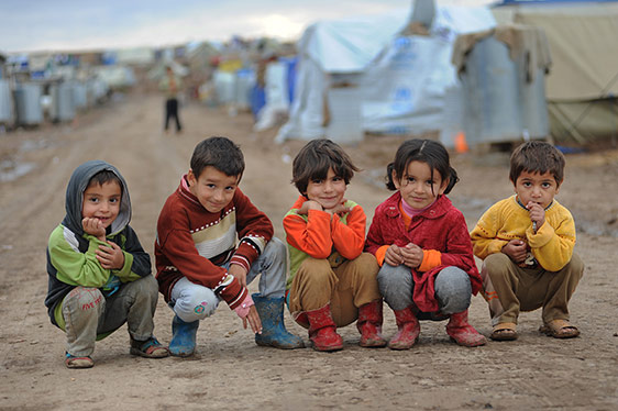 Denmark to send almost 100 Syrian refugees back