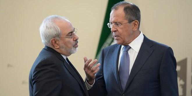 Лавров и Зариф обсудили Сирию