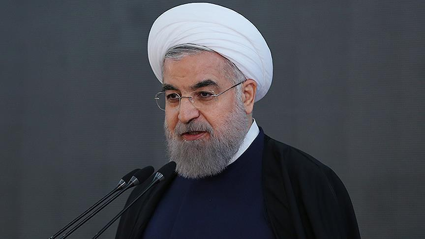 US sanctions will fail to bring Iran down - Rouhani