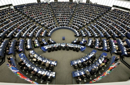 The third day of European Parliament voting