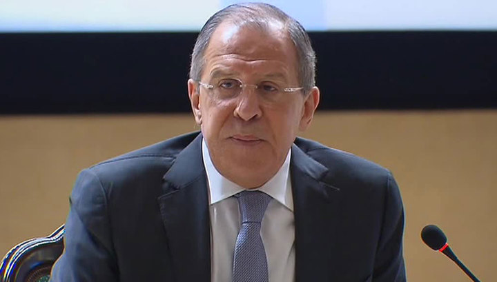 We do not disagree with Turkey - Lavrov