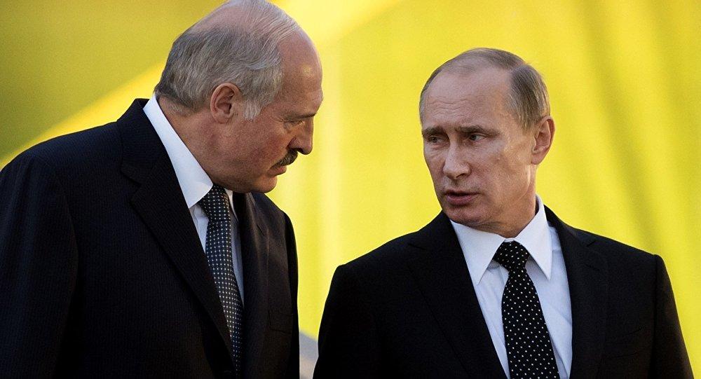 Путин и Лукашенко обсудили Карабах