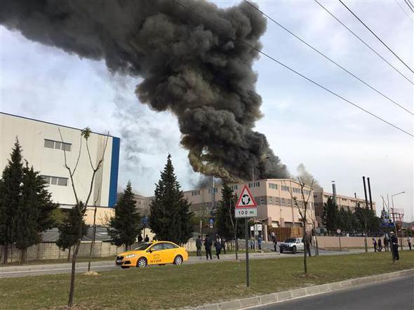 Türkiyədə fabrik partladı: ölən və yaralananlar var
