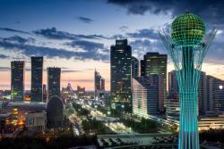 Kazakhstan renames capital Astana after ex-president