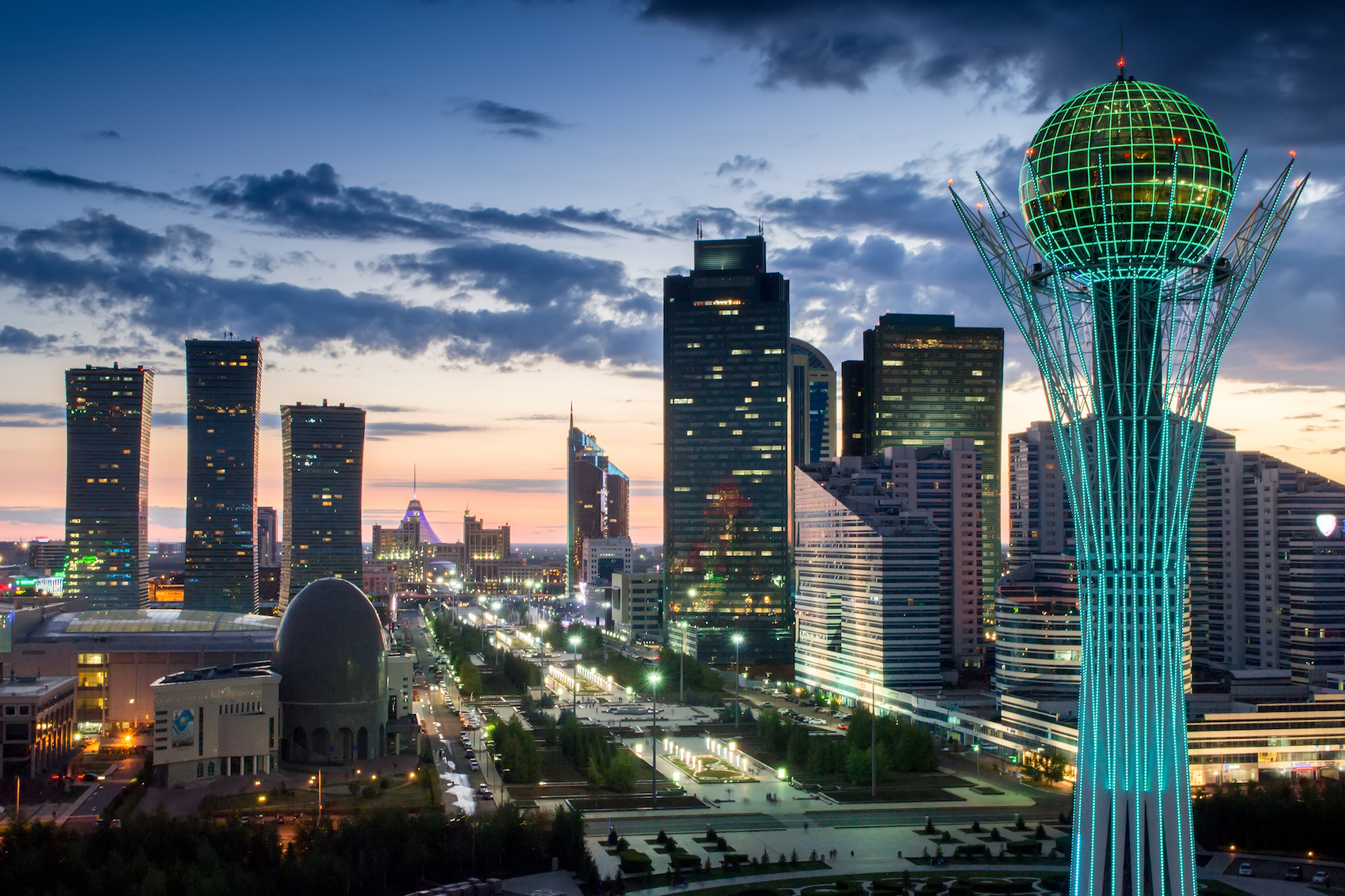 Kazakhstan renames capital Astana after ex-president