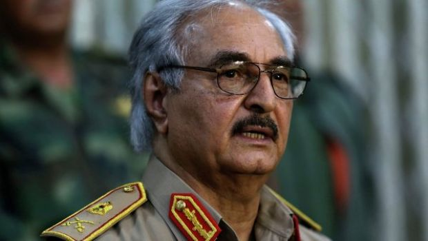 Libya's Haftar unconcerned about peace: Turkey