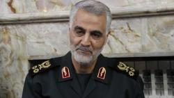 Iran dedicates 'World Sacrifice Prize' to Soleimani