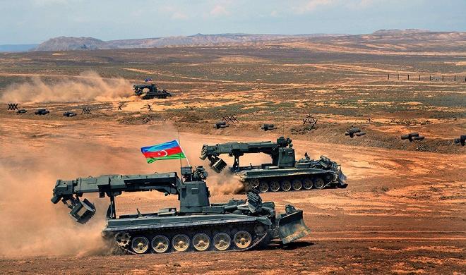 Дерзай, азербайджанская армия! – Интервью с экспертом