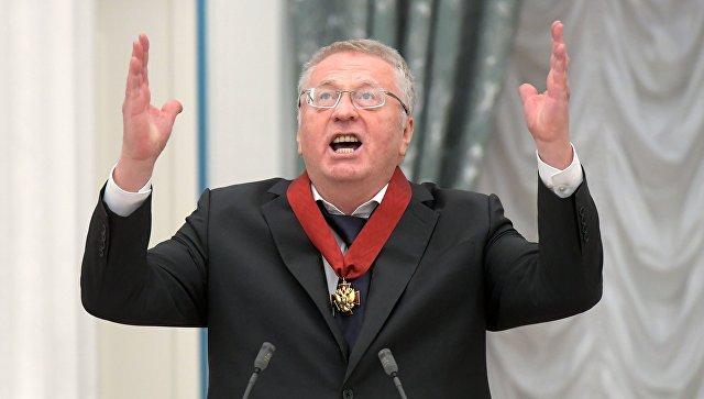 Jirinovski Putin epoxasının başa çatacağı vaxtı açıqladı
