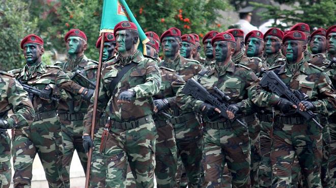 Наши военные примут участие в международных играх