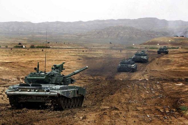 آذربایجان اوردوسو گوجلو ضربه ائندیرهجک... - میناسیان