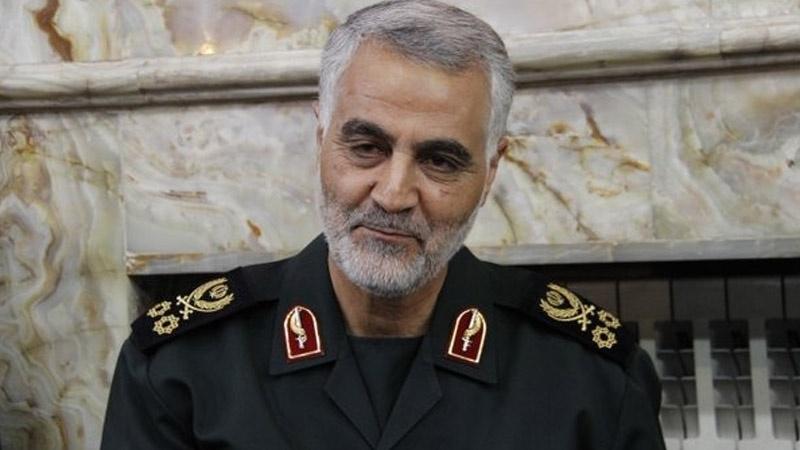 حزب اللهی عفرینه قاسیم سولئیمانی گؤندریب
