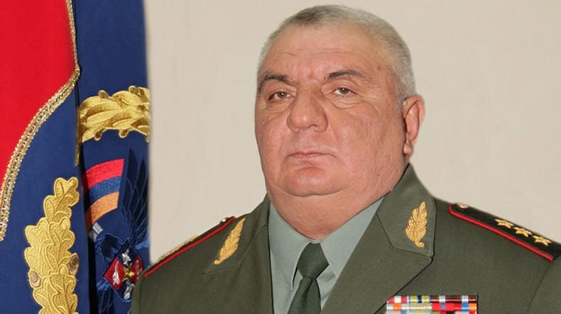 Xaçaturov vəzifədən çıxarılır -