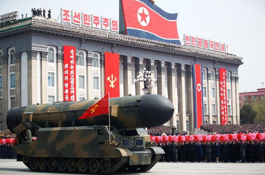 A new lawsuit against N. Korea on the nuclear warheads