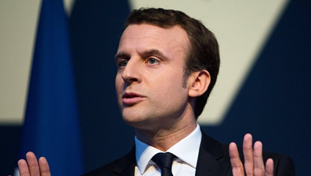 Macron: EU summit to consider Russia policy on May 25