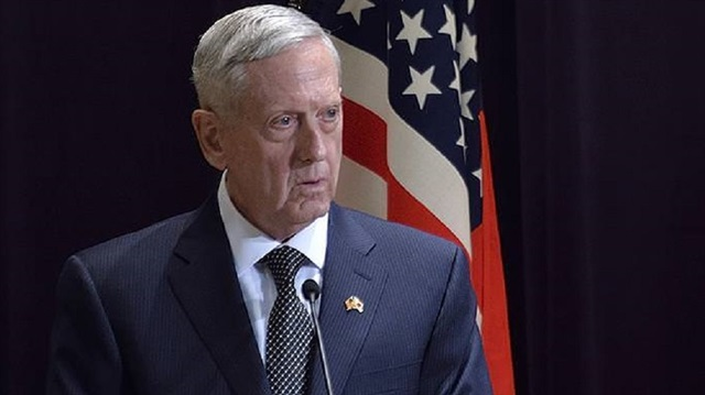 Mattis says 'Iran's behavior must change'