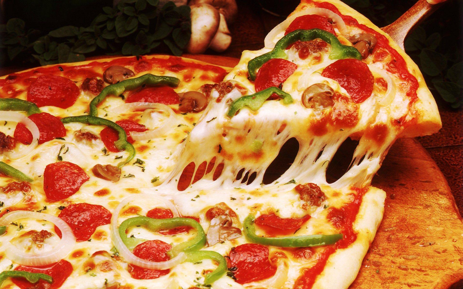 Пицца попала в паек военных США