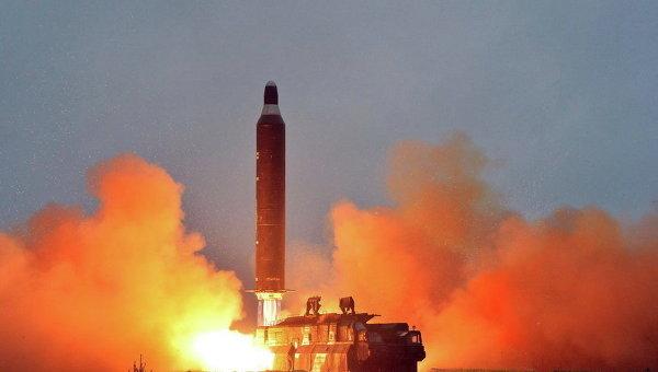 КНДР провела крупное испытание на полигоне Сохэ