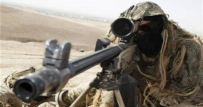 Yemeni snipers shoot dead 7 Saudi troopers