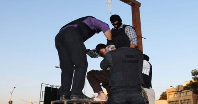 ایرانین زنجان شهرینده داها ۱ نفر اعدام ائدیلیب