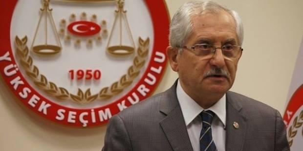 Türkiyədə referendumun qəti nəticəsi açıqlandı