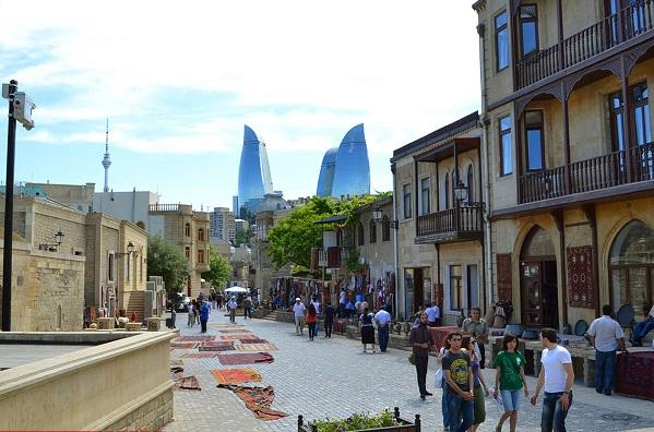 Bakının bu ərazisində yeni park salınır – Foto