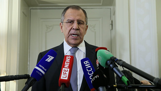 Lavrov: Do not politicize the process in Karabakh