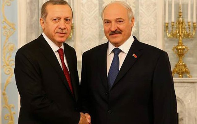 Belarusian president to visit Turkey next month
