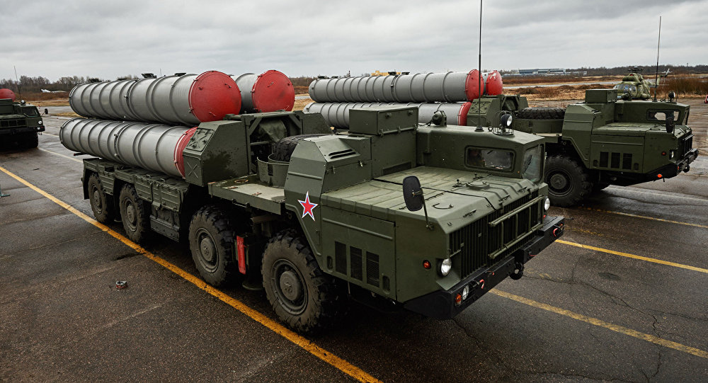 The Greeks tested the S-300