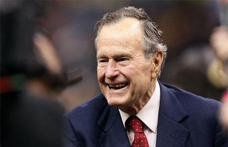 Джордж Буш-старший покинул реанимацию