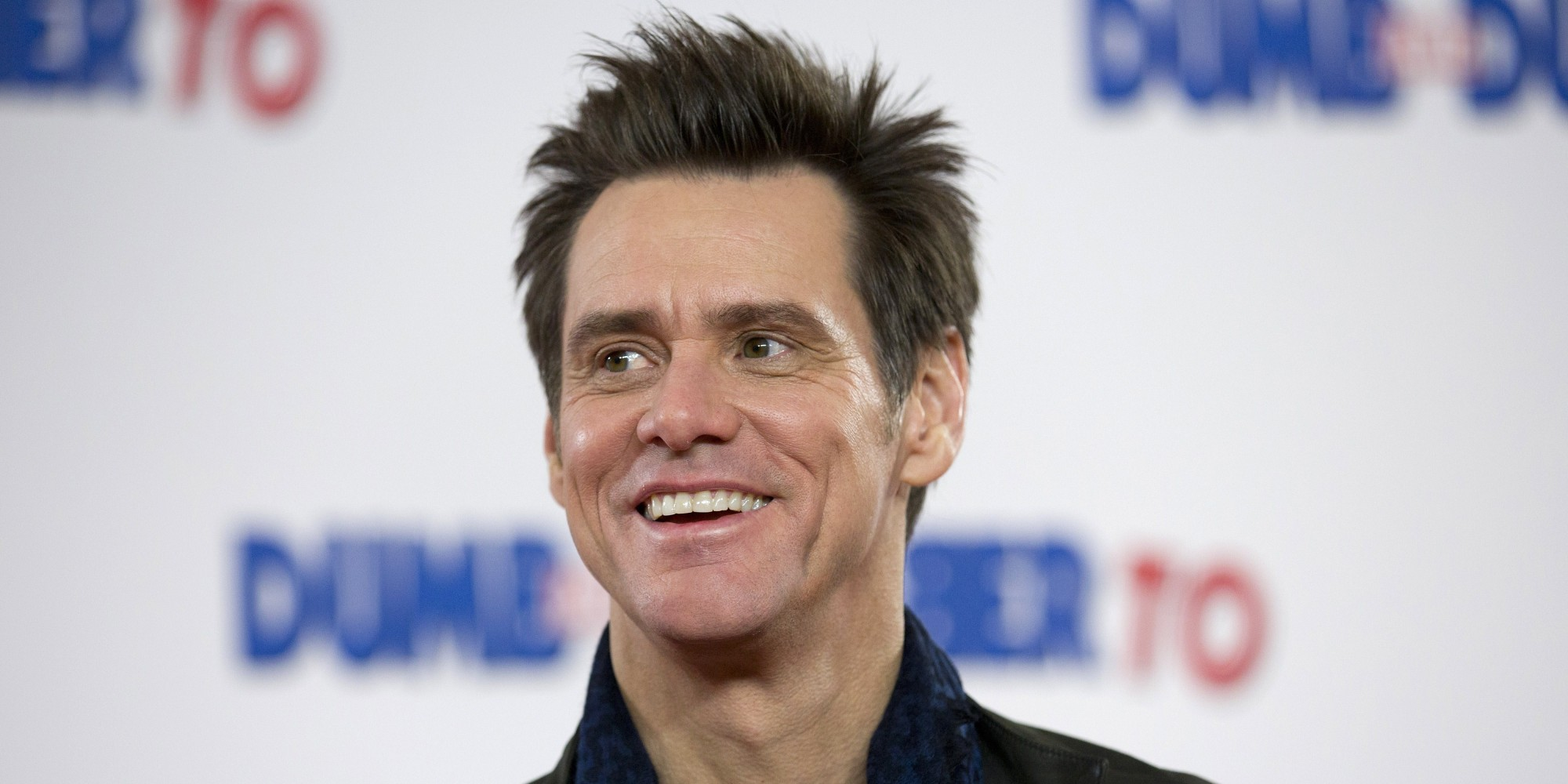 Jim Carrey at Sonic the Hedgehog's new trailer -