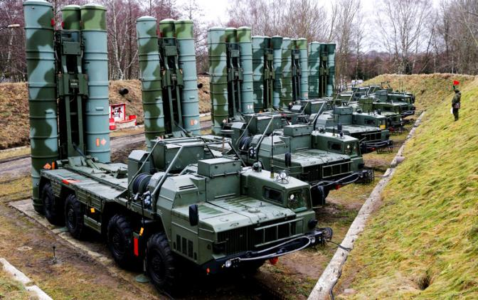 Rusiya S-400-ləri Türkiyəyə verir – Tarix