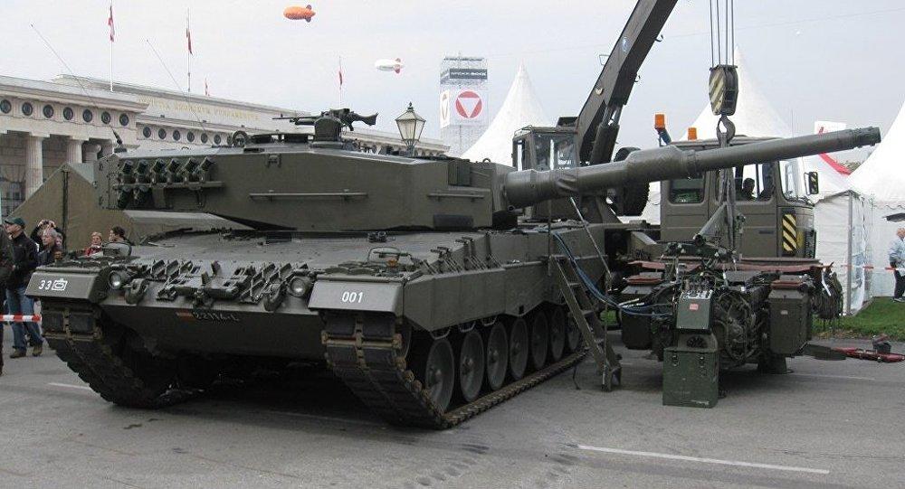 Türkiyə tankları Suriya sərhədinə topladı: Əməliyyat öncəsi...