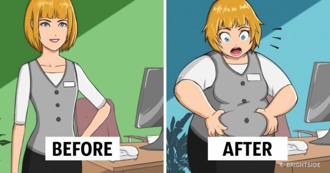 No weight loss results image 3