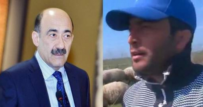 Nazir məşhur çobana vəzifə verdi - Video
